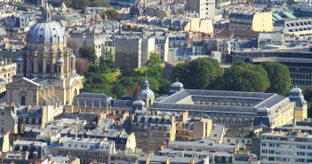 Fifth arrondissement from above © French Moments