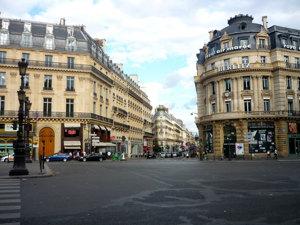 The Grands Boulevards © French Moments