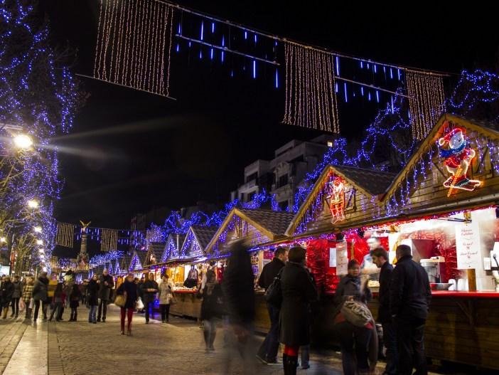 Reims Christmas Market © Carmen Moya