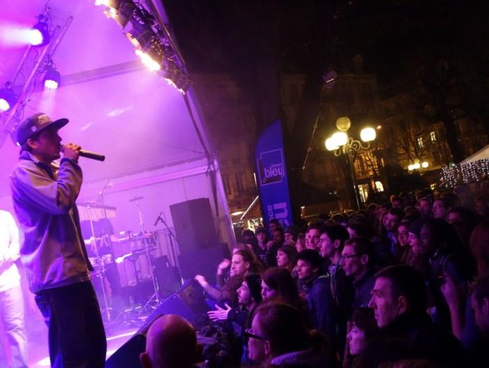 Live performance Christmas © Ville de Grenoble