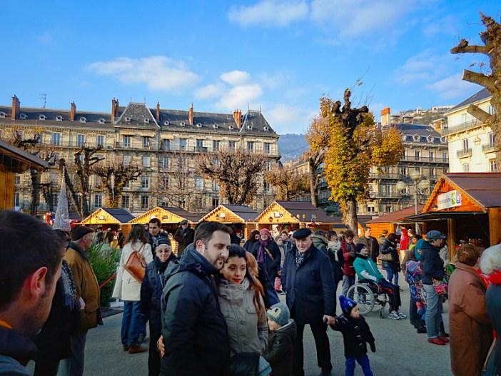 Place Victor Hugo © Ville de Grenoble