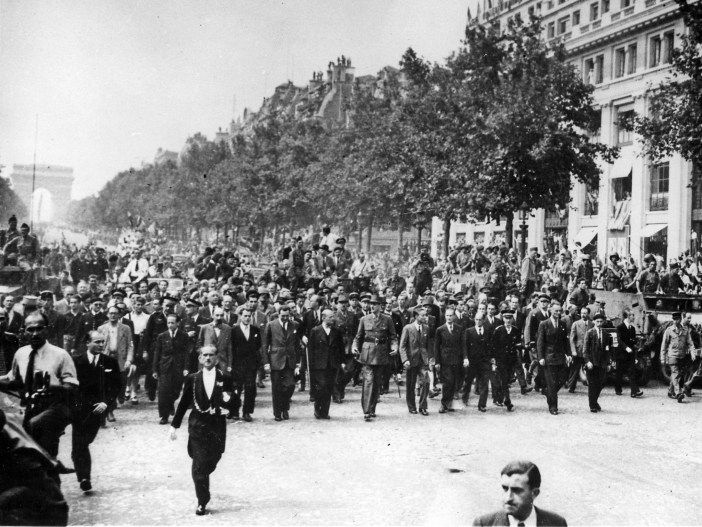 Liberation of Paris, 26 August 1944