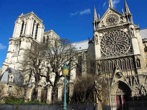 Top 10 Most Beautiful Gothic Churches In Paris