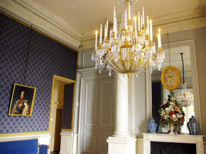 Chateau Maisons Laffitte Interior 1 copyright French Moments