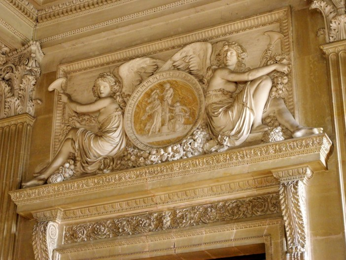Chateau Maisons Laffitte Interior 18 copyright French Moments