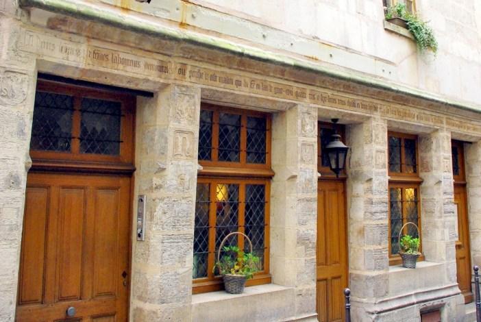Maison de Nicolas Flamel, Paris © French Moments