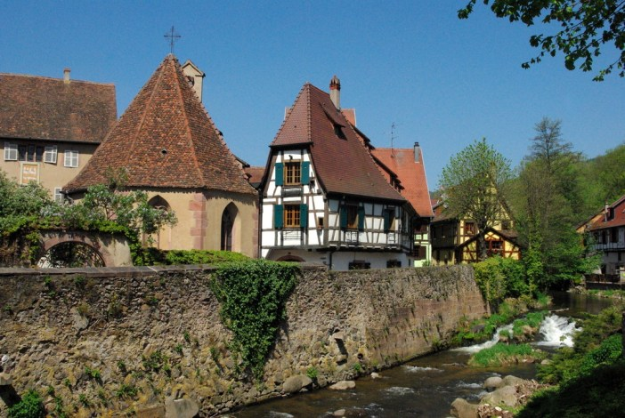 Kaysersberg Springtime 3 copyright French Moments