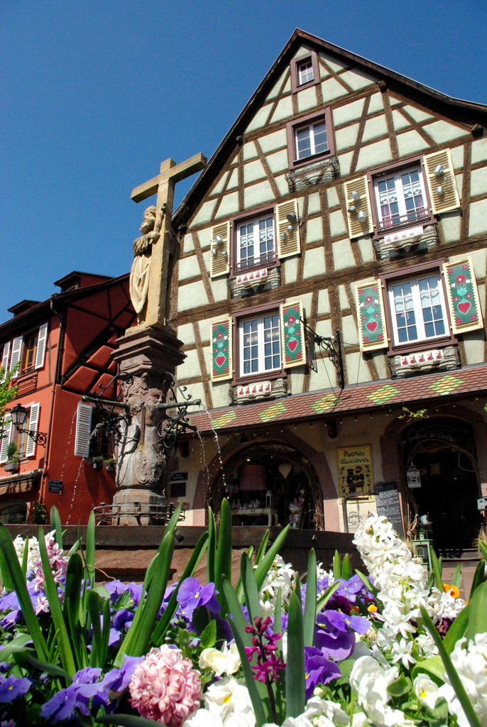 Kaysersberg Springtime 9 copyright French Moments