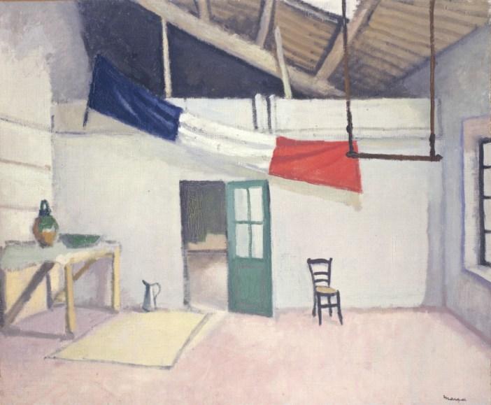 L'Atelier à Marseille, Albert Marquet 1916