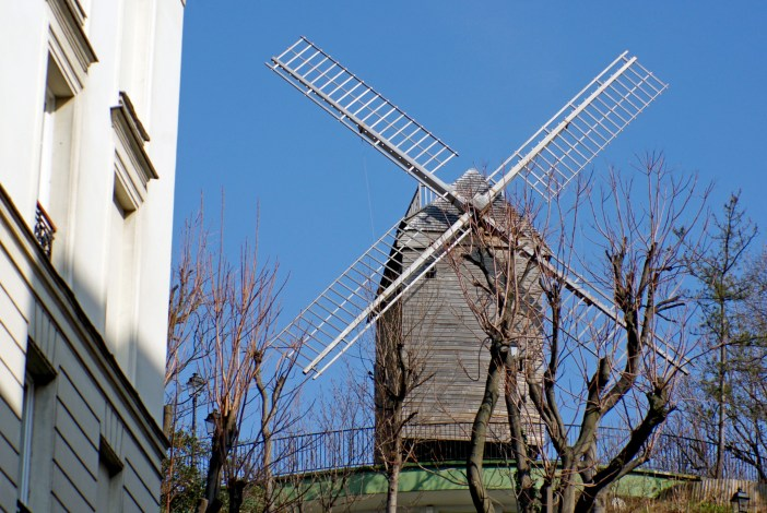 Moulin de la Galette © French Moments