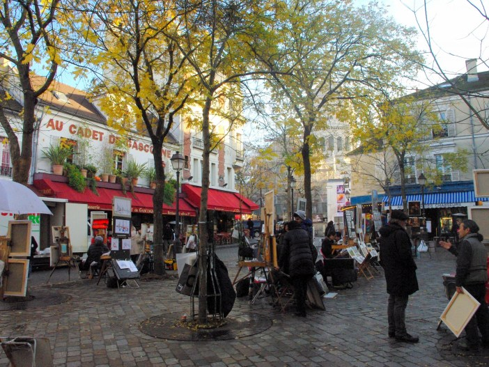 Place du Tertre 04 © French Moments