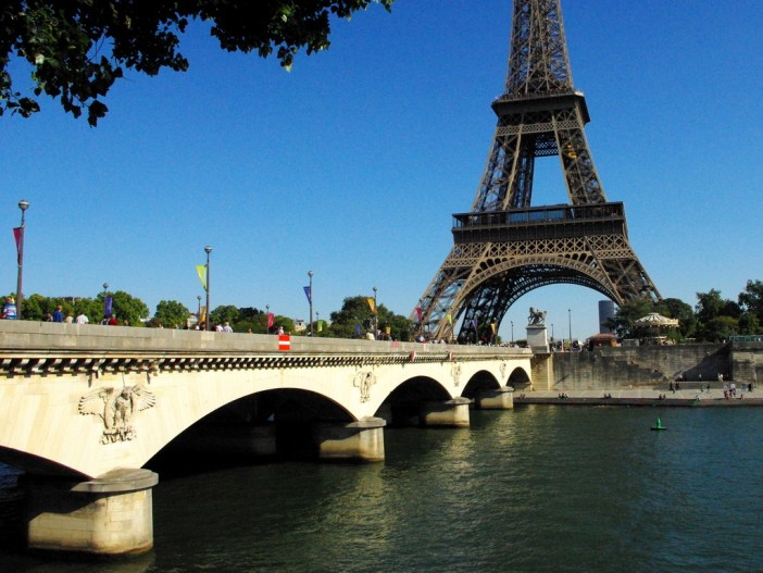 Pont d'Iéna © French Moments