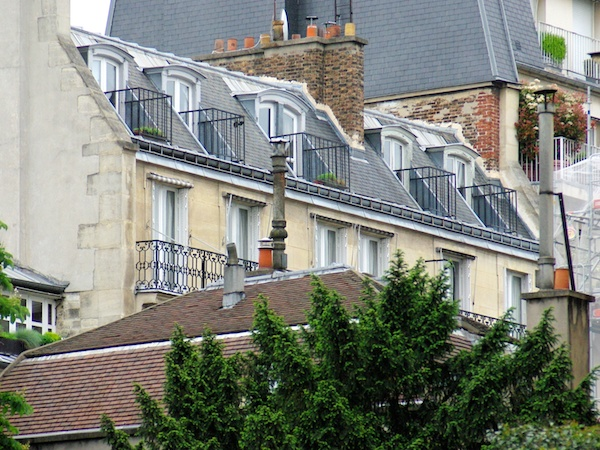 View from Place Saint-Germain-des-Prés © French Moments