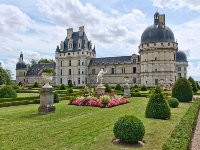 Valençay Castle © Jean-Christophe BENOIST - licence [CC BY 3.0] from Wikimedia Commons