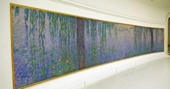 Nymphéas Claude Monet Orangerie © French Moments