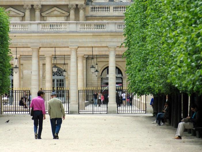 Palais-Royal copyright French Moments