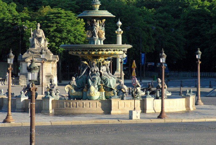 Fountain of the Rivers, Paris © French Moments