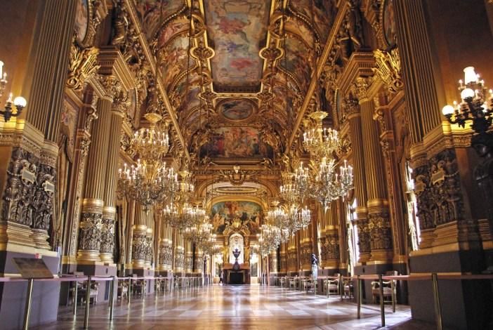 Inside Palais Garnier © French Moments