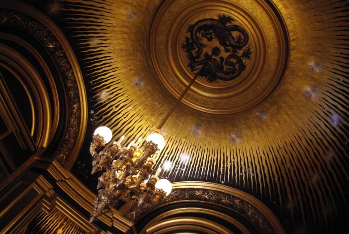 Salon du Soleil, Palais Garnier © French Moments
