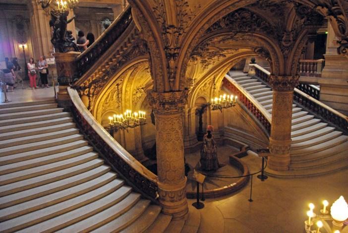 Pythia Basin and Grand Escalier, Palais Garnier © French Moments