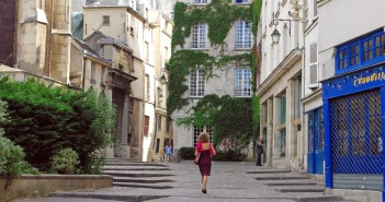 Rue des Barres © French Moments