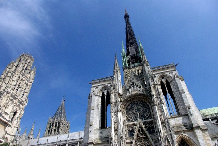 Tour Lanterne (Lantern Tower) of Rouen Cathedral © French Moments
