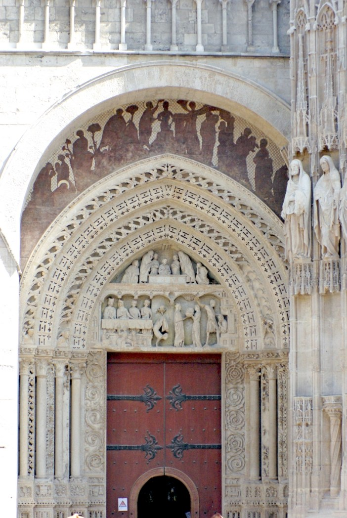 Portal Saint-Jean, West Facade of Notre-Dame Cathedral in Rouen © French Moments