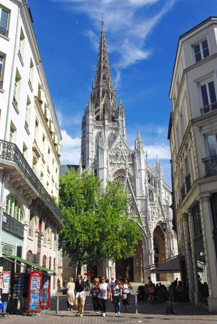 Saint-Maclou church, Rouen © French Moments