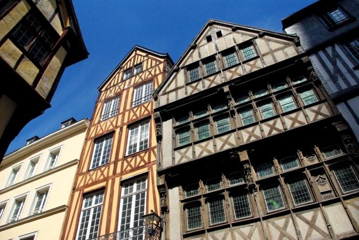 Rue Saint-Romain, Rouen © French Moments