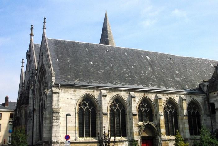 Saint Vivien Church © French Moments