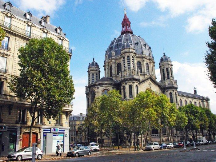 Saint-Augustin Church © French Moments