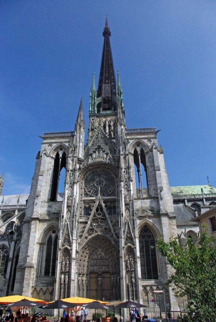 Portail de la Calende, Rouen cathedral © French Moments