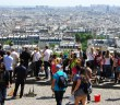 View of Paris from Montmartre © French Moments