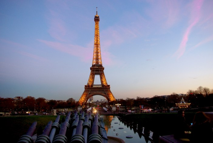 Eiffel Tower from the Trocadéro Garden © French Moments