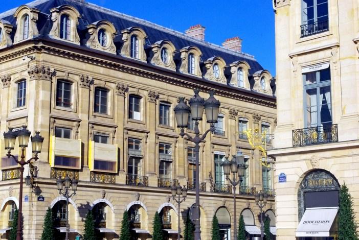 Place Vendôme Corner © French Moments