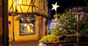 Riquewihr Christmas Alsace © French Moments