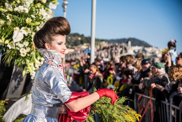 Bataille de Fleurs / Flower Battle © E. Belin - OTC Nice