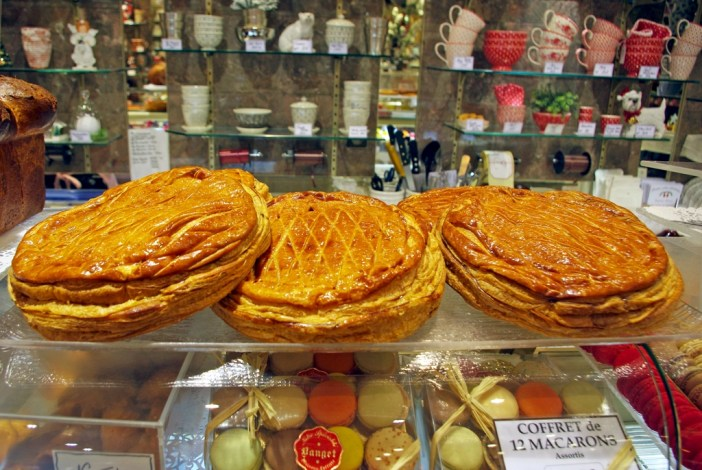 Galette des Rois at Epiphany by Bauget, Maisons-Laffitte © French Moments