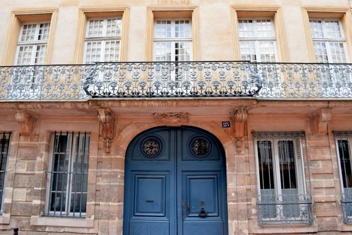 Hôtel de Maintenon, Saint-Germain-en-Laye © French Moments