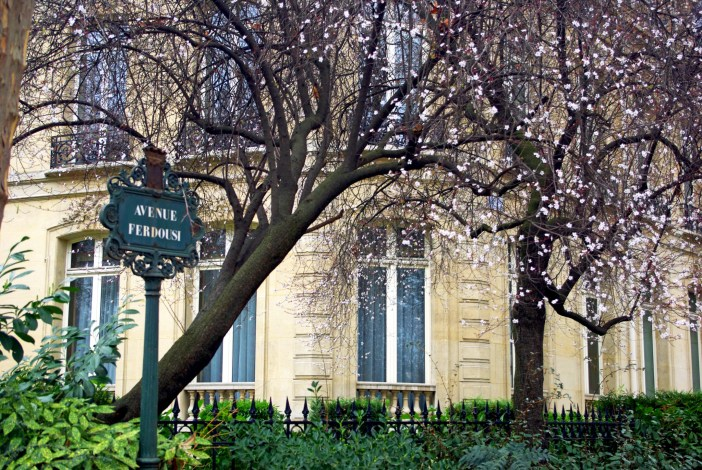 Parc Monceau February 2015 © French Moments