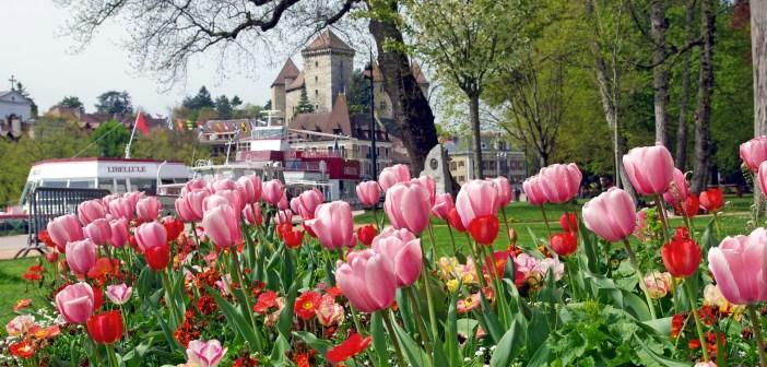 week spent in Annecy
