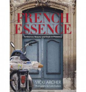Inspired by the charming region of Provence, the author reveals the underpinnings of that famous French ambience and sense of style, and offers inspiration to all of us who want to understand the beauty, experience the lifestyle and emulate the interiors of this exquisite part of the world.