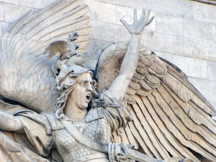 The sculpted group of La Marseillaise by François Rude on the Arc de Triomphe © French Moments