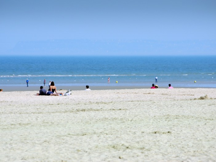 Beach of Trouville-sur-Mer © François Guernier - French Moments