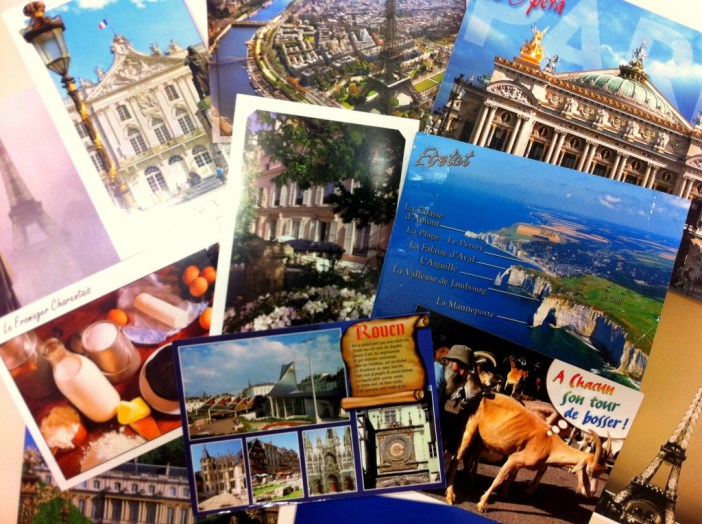 Cartes Postales de vacances © French Moments