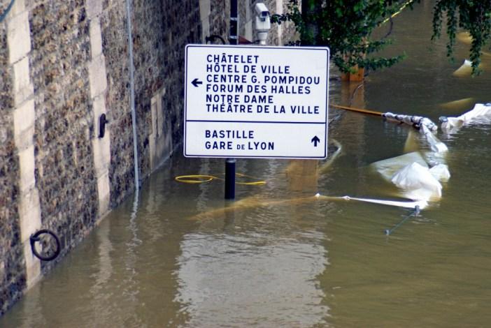 Paris Floods June 2016 21 copyright French Moments