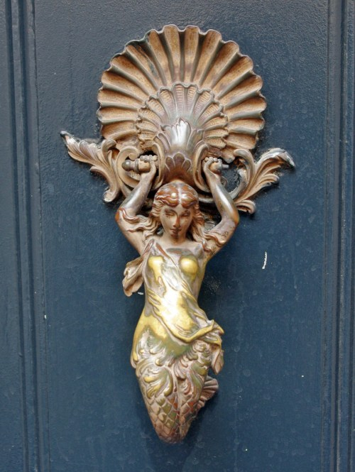 Door handle Paris