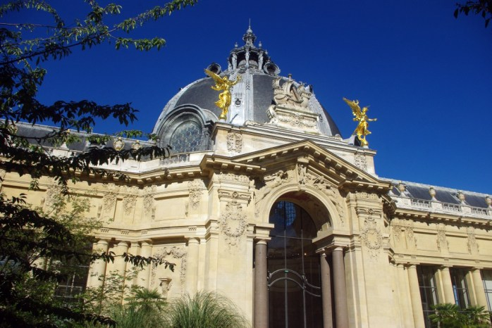 Garden of the Petit-Palais