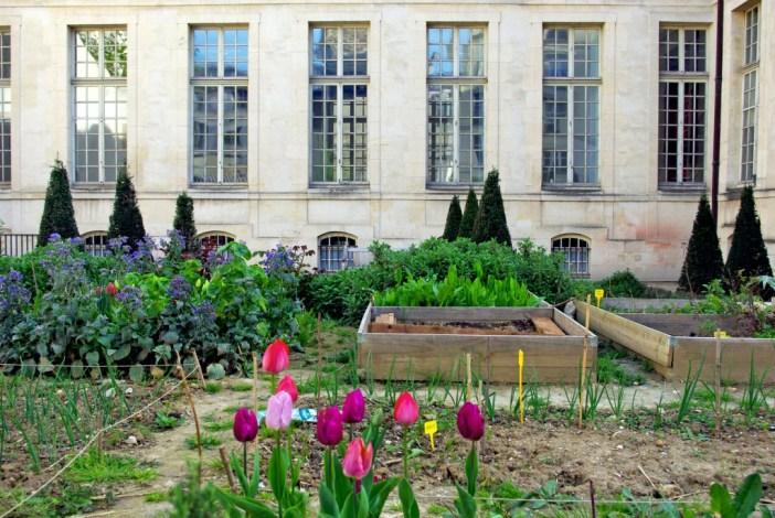 Jardin des Rosiers, Paris