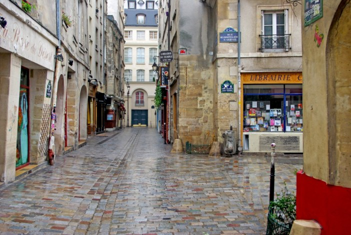 Rue des Rosiers Paris © French Moments